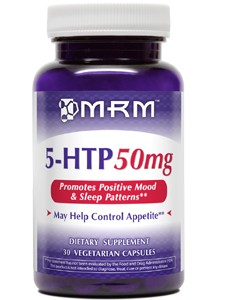5-HTP 50 mg 30 caps (5HT15) Metabolic Response Modifier