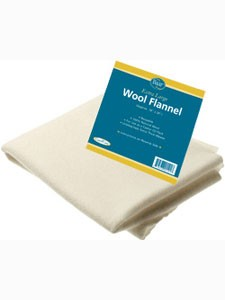 "Wool Flannel Pack, 19""x30"" (B01017) Baar Products"