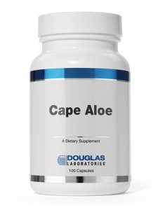 Cape Aloe 250 mg 100 caps (CAPEA) Douglas Labs