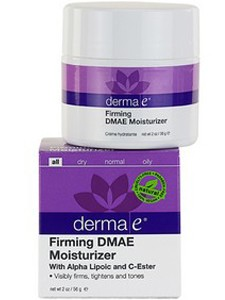 Firming Moisturizer with DMAE  2 oz (D41002) DermaE Natural Bodycare