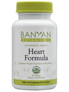 Heart Formula 500 mg 90 tabs (HEAR4) Banyan Botanicals