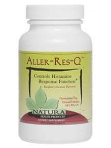 Aller-Res-Q 150 tabs CA ONLY (NA20236CA) Natura Health Products
