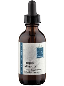 Liquid Serenity 2 oz (SERE2) Wise Woman Herbals