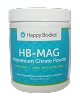 HB-MAG Magnesium Citrate 452 g (HBMAG) Happy Bodies