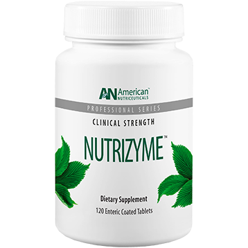 Nutrizyme 120 tabs American Nutriceuticals, LLC A02112