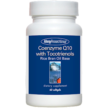 CoQ10 with Tocotrienols 100 mg 60 gels