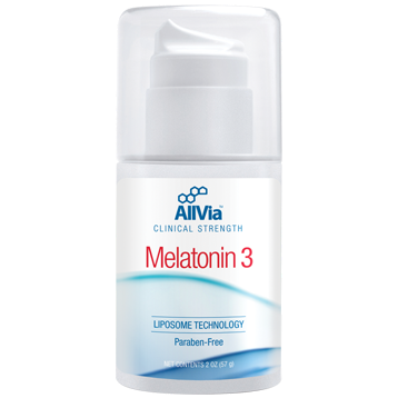 Melatonin 3 2 oz AllVia A80034
