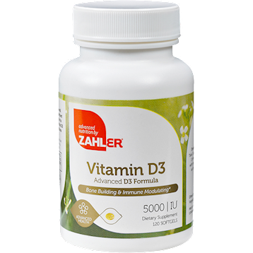 Vitamin D3 5000 IU 120 softgels