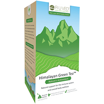 Himalayan Green Tea  24 pkts