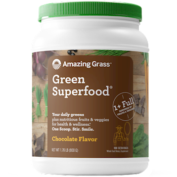 Green SuperFood Chocolate 100 servings