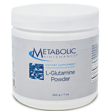 L-Glutamine Powder 200 servings