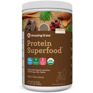 Protein SuperFood Chocolate 18 srvg