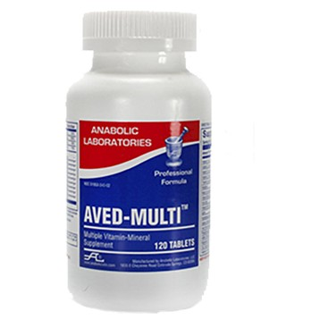 Aved-Multi 120 softgels Anabolic Laboratories A11434