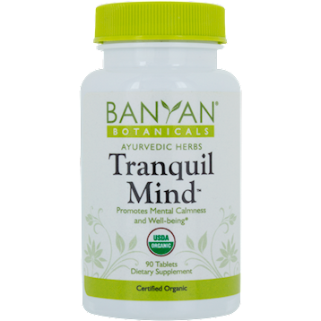 Tranquil Mind 500 mg 90 tabs