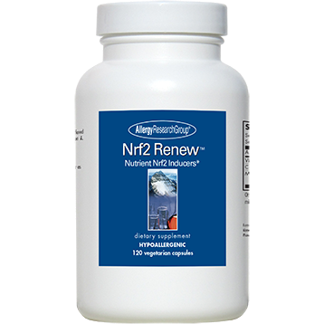 Nrf2 Renew 120 vegcaps Allergy Research Group A68703