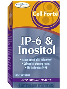 Cell Fort?? ? IP-6 & Inositol 240 vegcaps (CEL34)