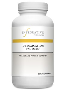 Detoxication Factors 120 caps (DETO8) Integrative Therapeutics