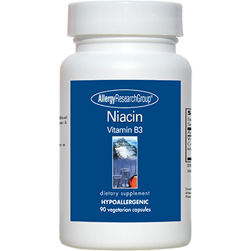 Niacin Vitamin B3 250 mg 90 caps