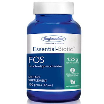 Essential Biotic FOS 3.5 oz Allergy Research Group FRUCT