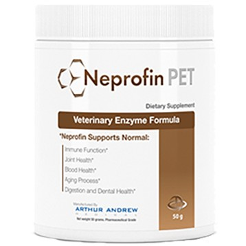 Neprofin PET 50 gms Arthur Andrew Medical Inc. (A01167)