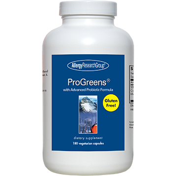 ProGreens® 180 vcaps Allergy Research Group PROGC