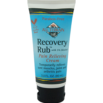 Recovery Rub 3 oz All Terrain AT4023
