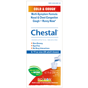 ChestalChildren's Cold & Cough 6.7 oz