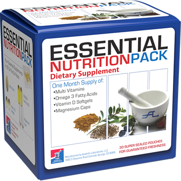 Essential Nutrition Pack 30 packs