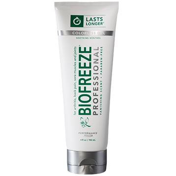 Biofreeze® Pro Gel Colorless 4 fl oz BioFreeze Professional B16203