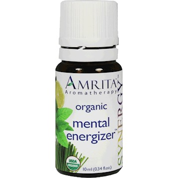 Mental Energizer Organic 10 ml