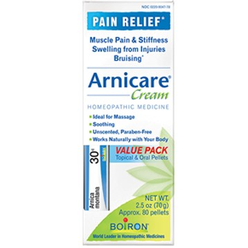 Arnicare Cream Pain Value Pack 2.5 oz