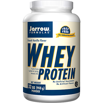Whey Protein French Vanilla 32 oz (J10030) Jarrow Formulas