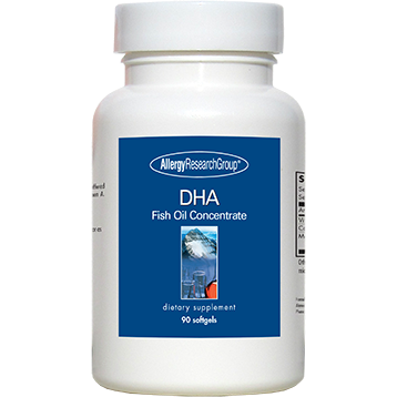 DHA 90 gels Allergy Research Group DHA8