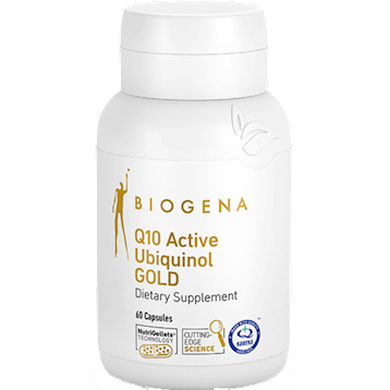 Q10 Active Ubiquinol GOLD 60 caps