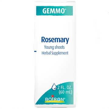 Gemmo Rosemary Young Shoots 2 fl oz