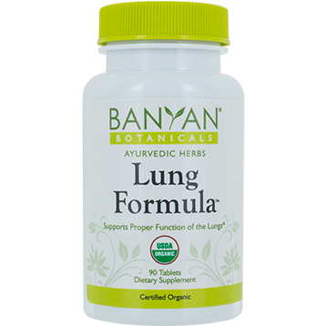 Lung Formula 500 mg 90 tabs