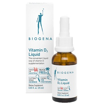 Vitamin D3 Liquid 0.85 fl oz