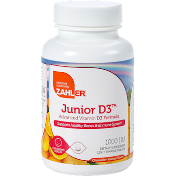 Junior D3 120 tabs