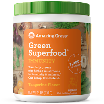 Green Superfood Immunity Tang 30 serv
