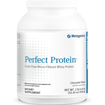 Perfect Protein Chocolate 40 servings Metagenics (PE002)