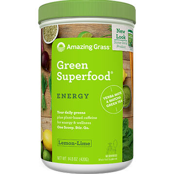 Green SuperFood Energy 14.8 oz Amazing Grass A01118