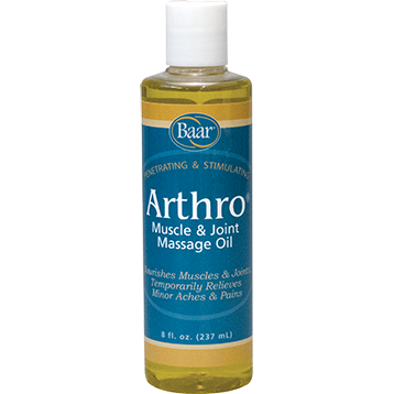Artho Massage Oil 8 oz