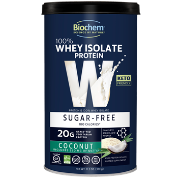 100% Whey Coconut Sugarfree 13 serv