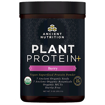 Plant Protein+ Berry 12 serv